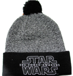 Star Wars Episode VII Beanie Bobble Logo