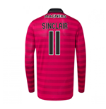 2016-17 Celtic Long Sleeve Third Shirt (Sinclair 11)