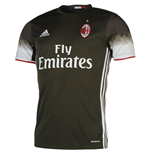 2016-2017 AC Milan Adidas Third Football Shirt