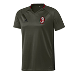 2016-2017 AC Milan Adidas Training Jersey (Night Cargo) - Kids