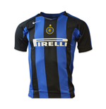 2005-2006 Inter Milan Home Nike Football Shirt (Kids)