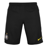 2016-2017 Inter Milan Nike Home Shorts (Black)