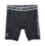 Under Armour Heatgear CoolSwitch Compression Shorts (Black)