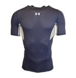Under Armour Heatgear CoolSwitch SS Compression Tee (Navy)