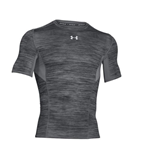 Under Armour Heatgear CoolSwitch SS Compression Tee (Graphite)
