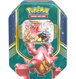 Pokemon Tin Box #62 Volcanion-EX german