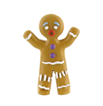 Shrek Mini Figure Ginger Cookie 10 cm