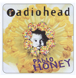 Vynil Radiohead - Pablo Honey