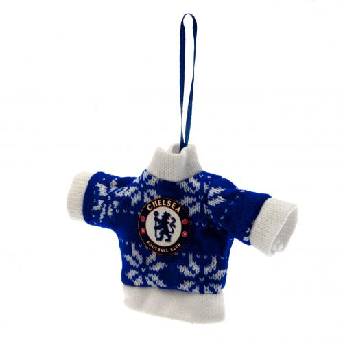 Chelsea F.C. Nordic Jumper Decoration