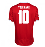 2016-17 Psv Eindhoven Home Shirt (Your Name) -Kids