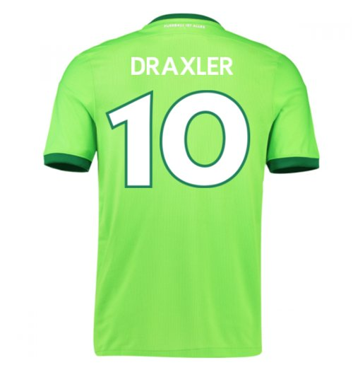 2016-17 Wolfsburg Home Shirt (Draxler 10) - Kids