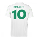 2016-17 Vfl Wolfsburg Away Shirt (Draxler 10) - Kids
