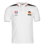 Germany UEFA Euro 2016 Polo Shirt (White)