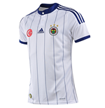 2014-2015 Fenerbahce Adidas Away Football Shirt