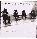 Vynil Apocalyptica - Plays Metallica By Four Cellos (Remastered 20th Anniversary) (2 Lp+Cd)