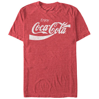 COCA-COLA Eighties Coke Red T-Shirt