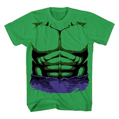 Hulk Youth Costume Tee Shirt