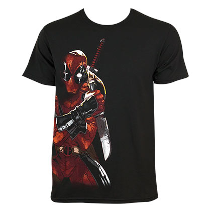 DEADPOOL Merculese Tee Shirt