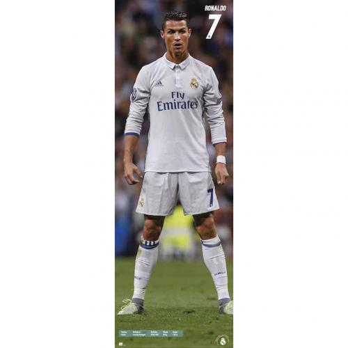 Real Madrid F.C. Door Poster Ronaldo 301