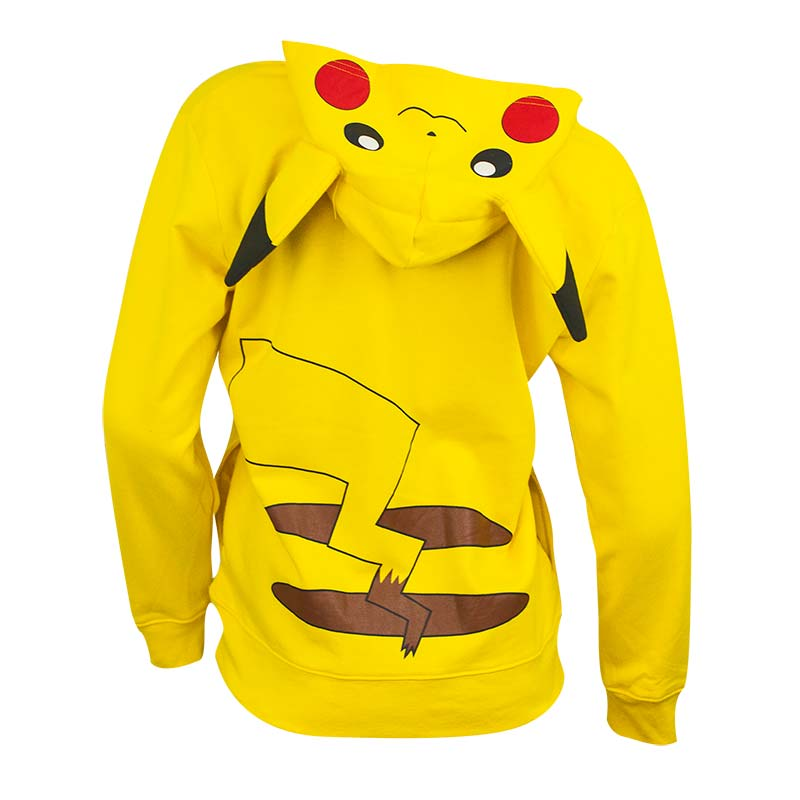 Official Pokemon Pikachu Youth Costume Hoodie Buy Online