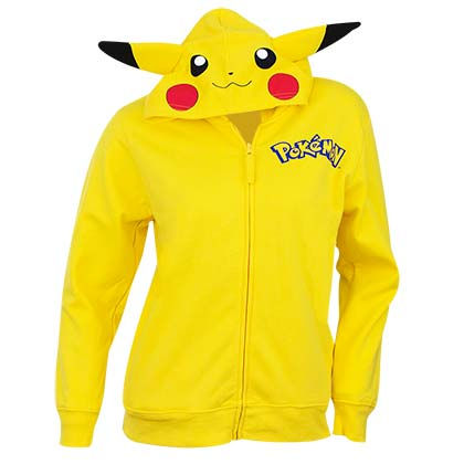 POKEMON Pikachu Youth Costume Hoodie