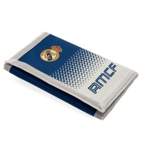 Real Madrid F.C. Nylon Wallet