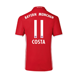 2016-17 Bayern Home Shirt (Costa 11) - Kids