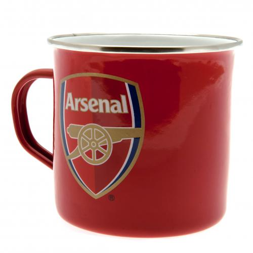 Arsenal F.C. Tin Mug