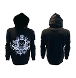 Punisher - Black. Skull Hoody