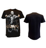 Punisher - Black. Crew Neck Tee
