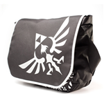 Zelda - Messenger bag with Silver Logo