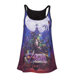 Zelda - Majora's Mask - Sublimation Top Female
