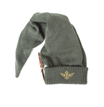 Zelda - Pointy Beanie with PU strap and buckle