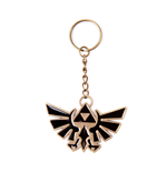 Zelda - Twilight Princess - Enameled Wingcrest Keychain