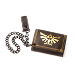 Zelda - Twilight Princess - Trifold Wallet with Chain