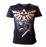 Zelda - T-shirt with Link