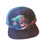 Zelda - Trucker Cap with Link