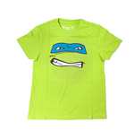 Turtles - Green. Face Leonardo Shirt