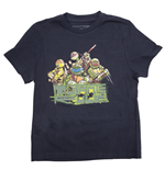 Turtles - Mutants Rule! Kids Shirt