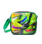 Turtles - Messenger Bag Faces