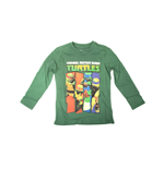 Teenage Mutant Ninja Turtles - Heroes Kids Shirt