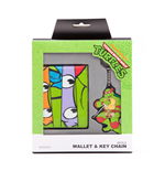Turtles- Giftset Wallet and Keychain
