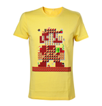 Nintendo - Yellow Mario Maker t-shirts
