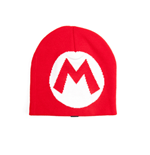 Nintendo Knitted Red Mario Beanie