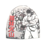 Street Fighter - Beanie with Ryu and other Fighters