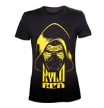 Star Wars - Kylo Ren Yellow print T-Shirt