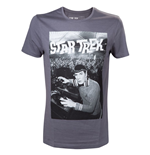 Star Trek - Grey, Spock is a DJ