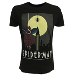 Marvel - Spiderman up side-down T-Shirt