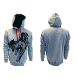 Spiderman - Grey. Crawling Hoody