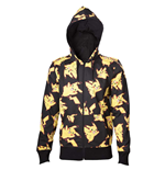 Pokémon - Pikachu All Over Print Hoodie